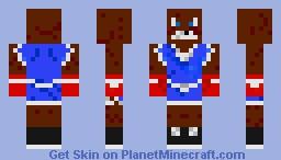 Balrog Minecraft Skin