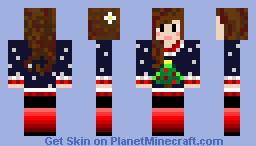 ihasCupquake! [In Christmas Sweater] Minecraft Skin