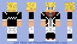 roxas Minecraft Skin