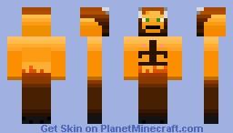 Satyr Minecraft Skin