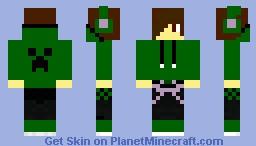 For SuperMetalHeghog Minecraft Skin