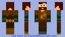 Warchief(Immersive Armors) Minecraft Skin