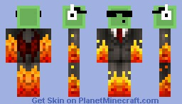 So, I have made a nice skin, in my opinion. :D Minecraft Skin