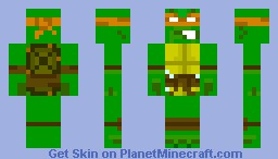 Michaelangalo (2003 Version) Minecraft Skin