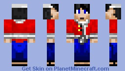 Ranma Saotome - UPDATED Minecraft Skin