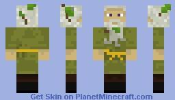 Swampy_Bogbeard Minecraft Skin