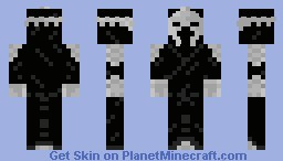 Witch King of Angmar Minecraft Skin