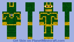 Kick Ass 2 Minecraft Skin
