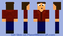 Don't Mine At Night Minecraft Skin
