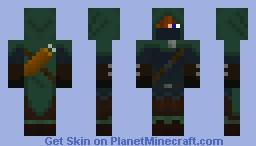 Rouge Minecraft Skin
