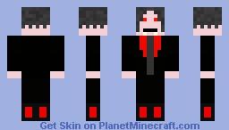 Count Dracula Minecraft Skin