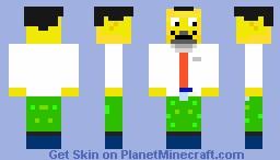 Dr Nick Minecraft Skin