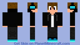 Another one of those fun skins = ) Minecraft Skin