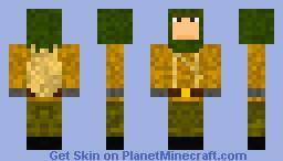 Nikolai Belinski Minecraft Skin