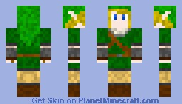 Skyward Sword Link