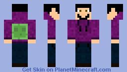 xXSlyXx (Remake Series) Minecraft Skin