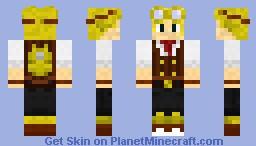 Pilot (My personal skin) Minecraft Skin