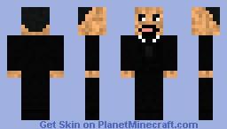 Xenon PvP Skin Contest: Dominko Minecraft Skin