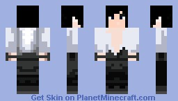 Sasuke Uchiha Minecraft Skin