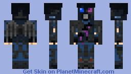 Enderfire096 Minecraft Skin