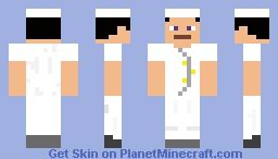 cooker Minecraft Skin