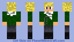 2nd guy Winter wear Minecraft Skin