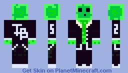 slime skins Minecraft Skin