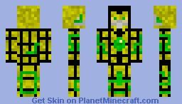 Armored Aetherman Minecraft Skin