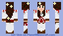 Assassins Girl Minecraft Skin