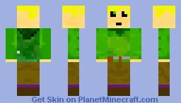 Septimus Heap Minecraft Skin