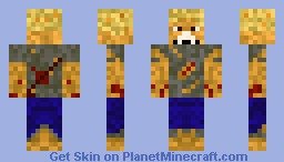 Gas Mask Survivor Minecraft Skin