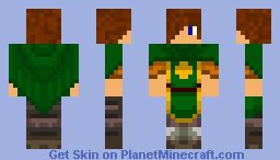 Creeper hunter Minecraft