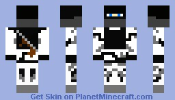 swat officer Minecraft Skin