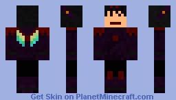The Legend Of Dragoon (Rose) Minecraft Skin