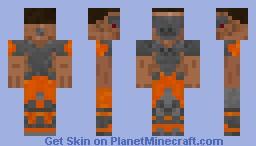 Visor - Quake 3 Arena Minecraft Skin