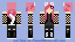 Kitty Girl [Skin Request] Minecraft Skin
