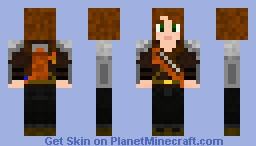 rangers guild member Minecraft Skin