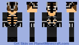Government Hooker Minecraft Skin