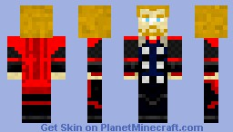 Thor skin (Avengers) Minecraft Skin