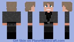 Luke skywalker jedi Minecraft