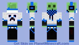 Blue Slime DJ
