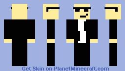 Pitbull Minecraft Skin