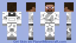 Spaceman Minecraft Skin