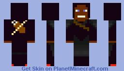 shadow archer Minecraft Skin