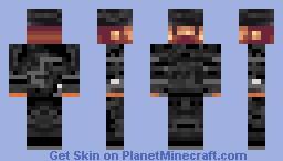 HD Notch Minecraft Skin
