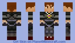 Im in sky's army Minecraft Skin