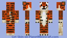 Tiger Minecraft