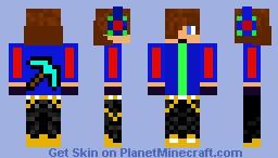 mot Minecraft Skin