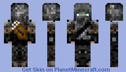 Artic Hunter Minecraft Skin
