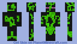 Creeper/Enderman